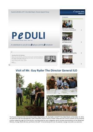 CAS Peduli Bulletin 03 2014 Q4